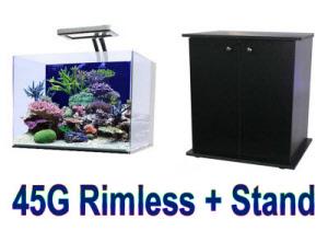759 Sale 45 Gallon Jbj Rl Rimless Fish Tank