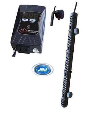 JBJ TRUE TEMP 500W Digital Titanium Heater System | T3-500